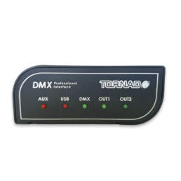 INTERFACE DMX FRENTE